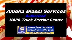 Truck and Tire Repair 24 Hour Roadside Assistance | Amelia Diesel Services Morgan City LA
