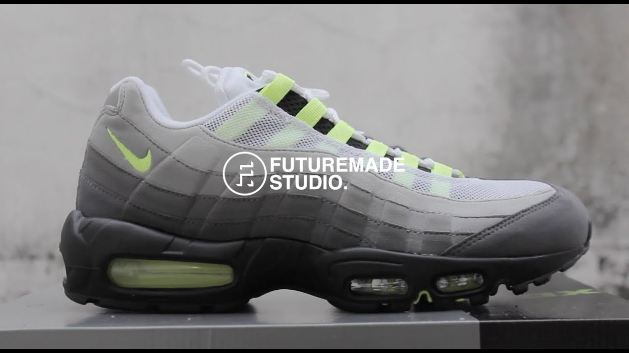 Futuremade Unboxing Nike Air Max 95 OG