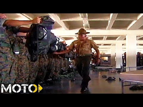 Do You Want To Sound Off? OOH RAH Drill Instructor Part 18.