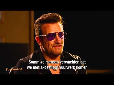 Exclusief: Interview U2