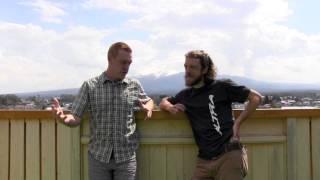 Nick Clark Pre-2014 Ultra-Trail Mount Fuji Interview