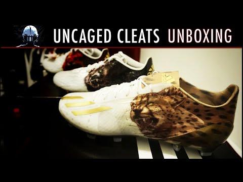 Adizero 4.0 Uncaged Cleat Unboxing - Ep. 228