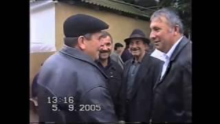 Свадьба в Покровском,05.09.2005г.,1 часть