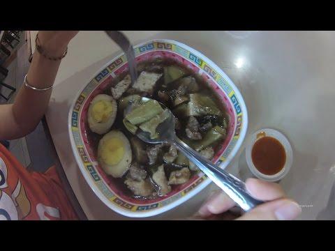 Jakarta Street Food 1065 Part.2 Tangerang Bektim Sekba Egg Tofu Vegetables 5942