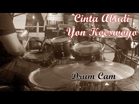Cinta Abadi (Drum Cam)~Yon Koeswoyo~Perfomence By Attaca Band