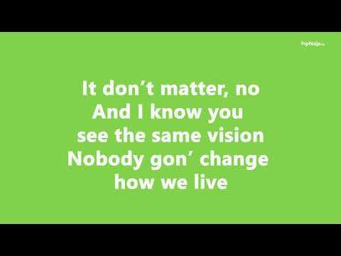 Davido Ft  Chris Brown – Blow My Mind- Official Lyrics Video