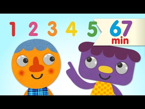 Thumbnail: Seven Steps | + More Kids Songs | Super Simple Songs