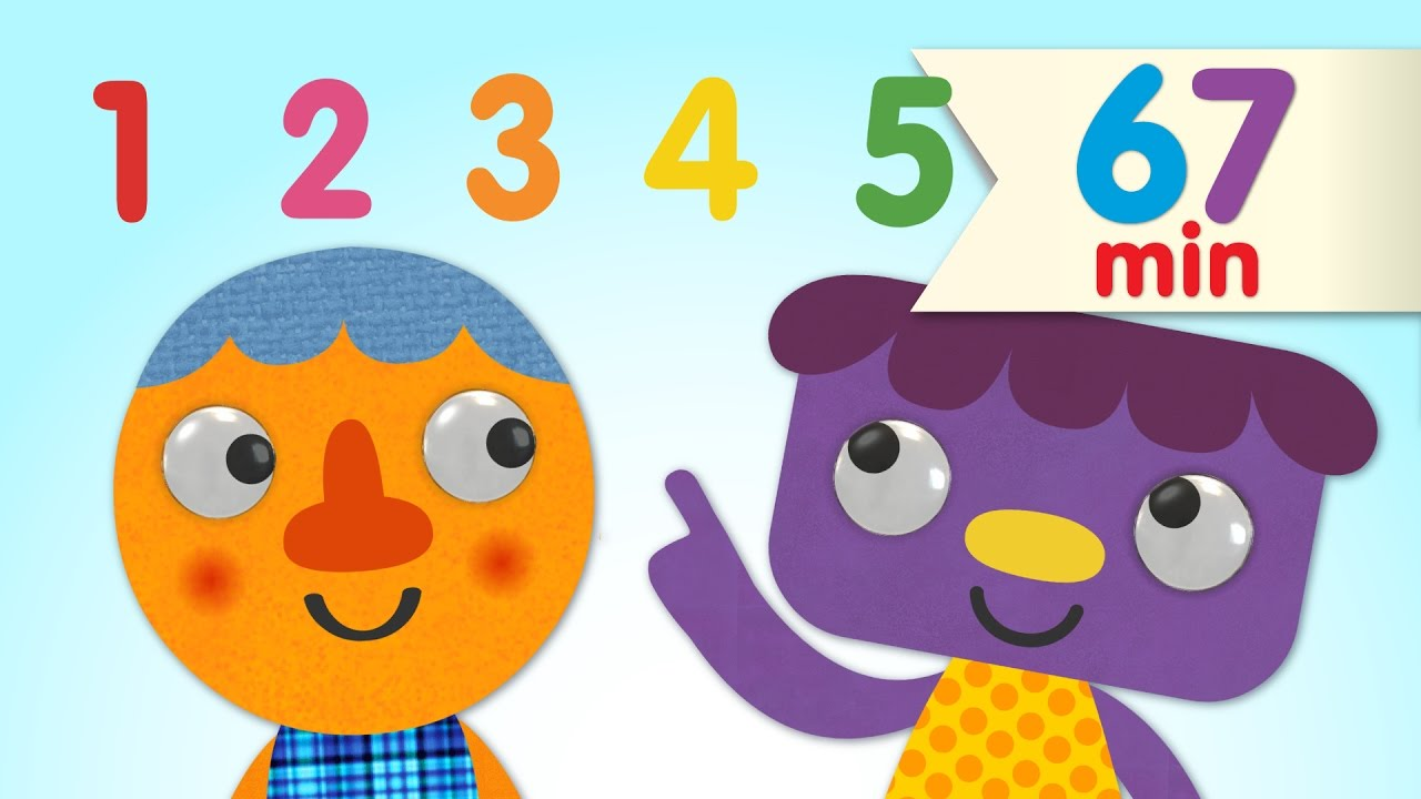 Seven Steps More Kids Songs Super Simple Songs Youtube