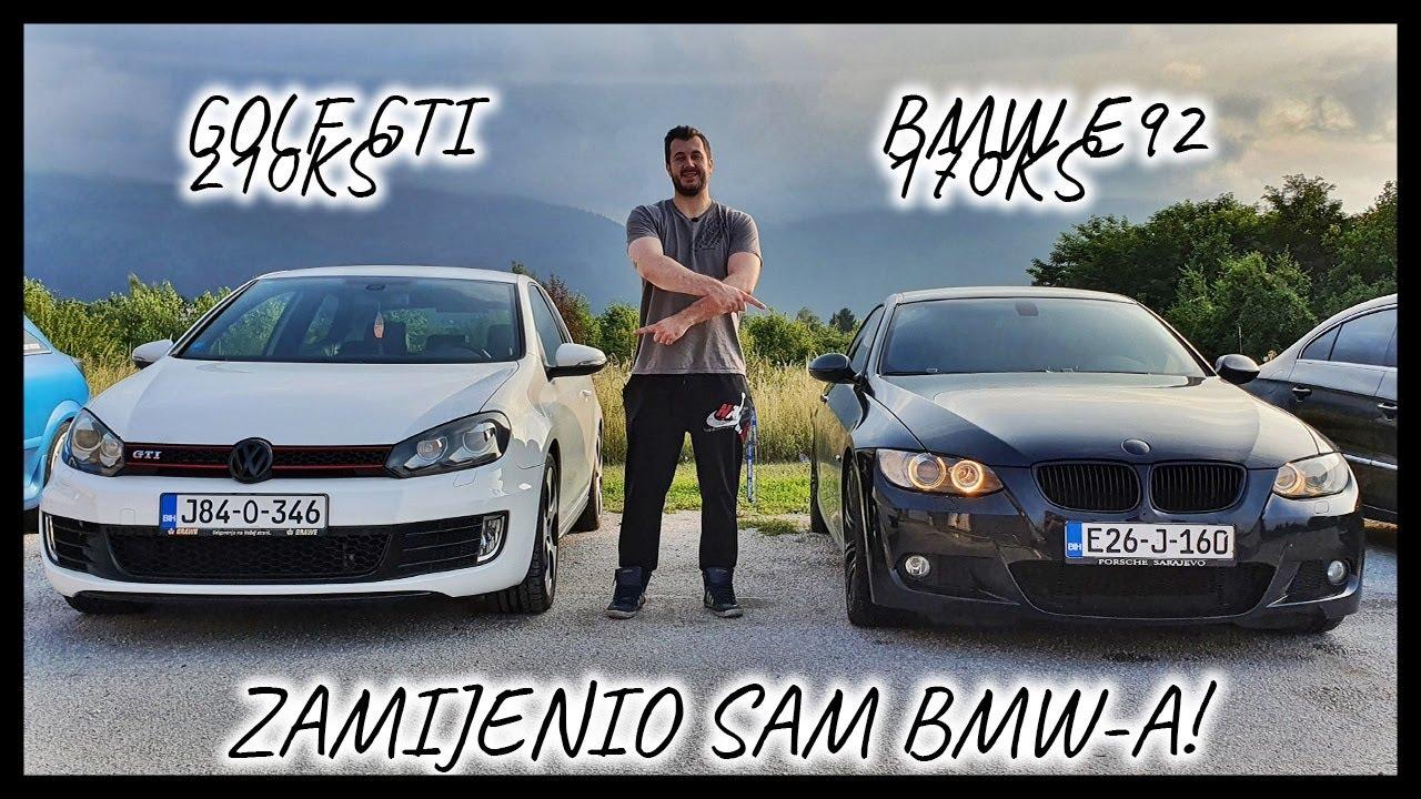 ZAMIJENIO SAM BMW-A ZA BRŽI AUTO!