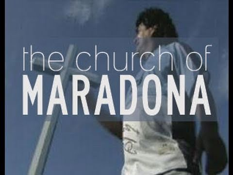 The Church of Maradona  - Argentina