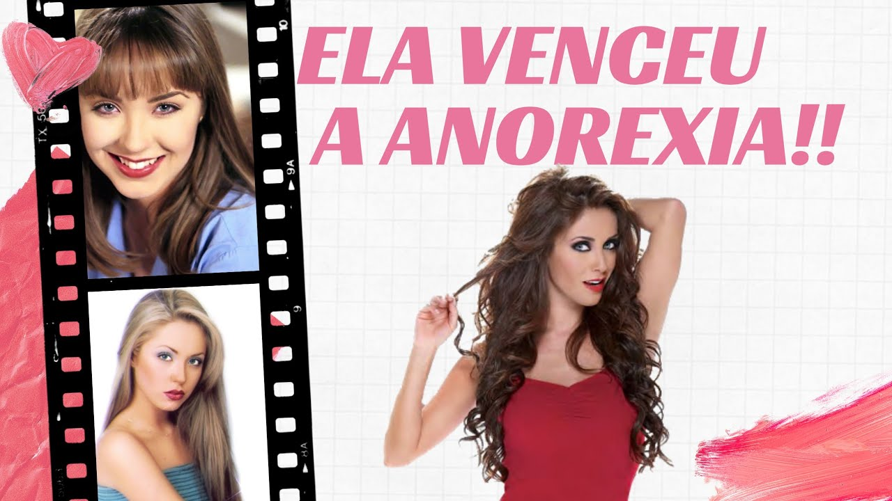 Anahi Anorexia Antes Y Despues De La Pictures to Pin on Pinterest - ThePinsta