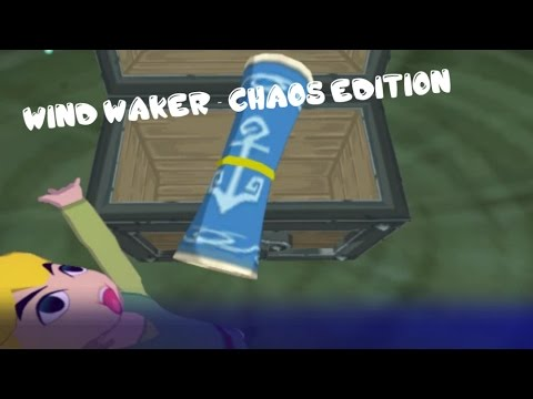 Wind Waker: Chaos Edition #6 - TREASURE CHART?!