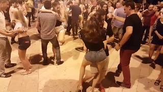 vuclip Ofir And Ofri Bachata Dance, despacito - tel aviv