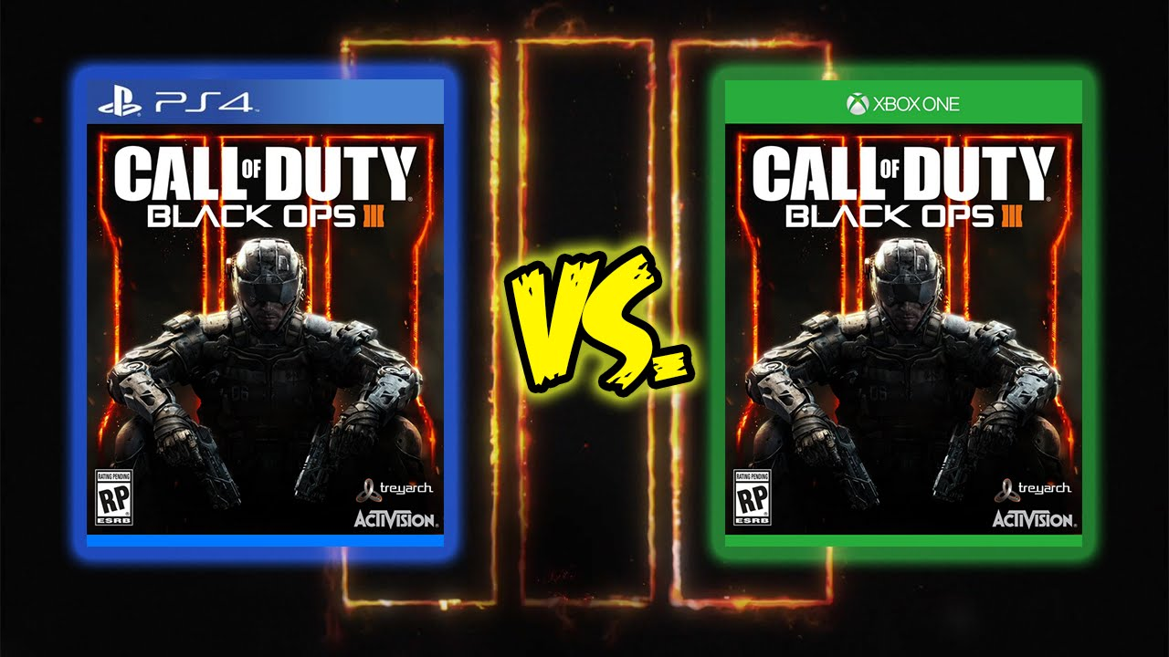 Call Of Duty Black Ops 3 Ps4 Vs Xbox One Exclusive Dlc Next