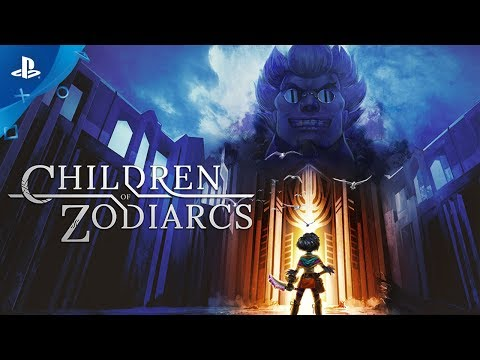 Children of Zodiarcs – Launch Trailer | PS4