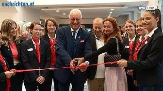 Ein neues Hotel ist der Star von Linz