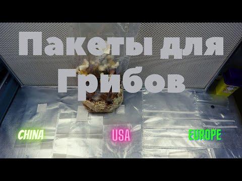 В чем выращивать грибы? Выбираем мешки для Мицелия