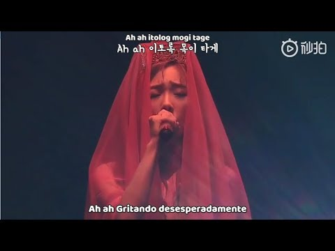 TAEYEON - HERE I AM MV (Sub Español | Hangul | Roma) HD