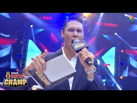 ช่อง8 มวยไทย Super Champ   FULL   15/07/61