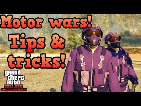 Motor wars tips & tricks! - GTA Online