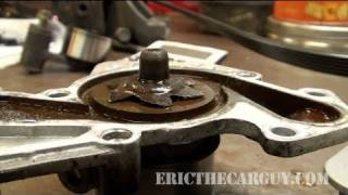 Water Pump Fail - Ericthecarguy