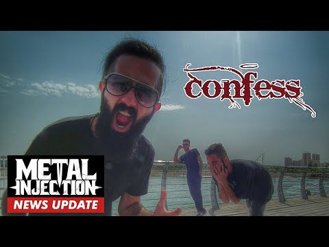 Band Sentenced To 14+ Years in Iranian Prison & 74 Lashes For Playing Heavy Metal  | Metal Injection