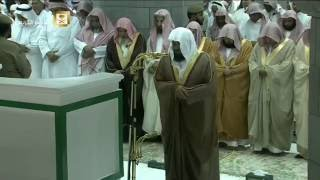Makkah Taraweeh 2016 Night 5  1st 10 rakats by sheikh shuraim صلاة التراويح 2016 الليلة 5