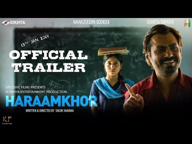 Haraamkhor   Official Trailer   Nawazuddin Siddiqui & Shweta Tripathi