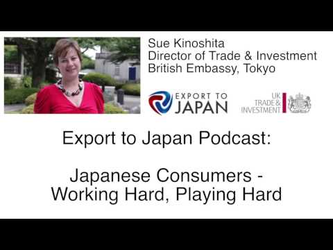 Japanese Consumers: Work Hard, Play Hard