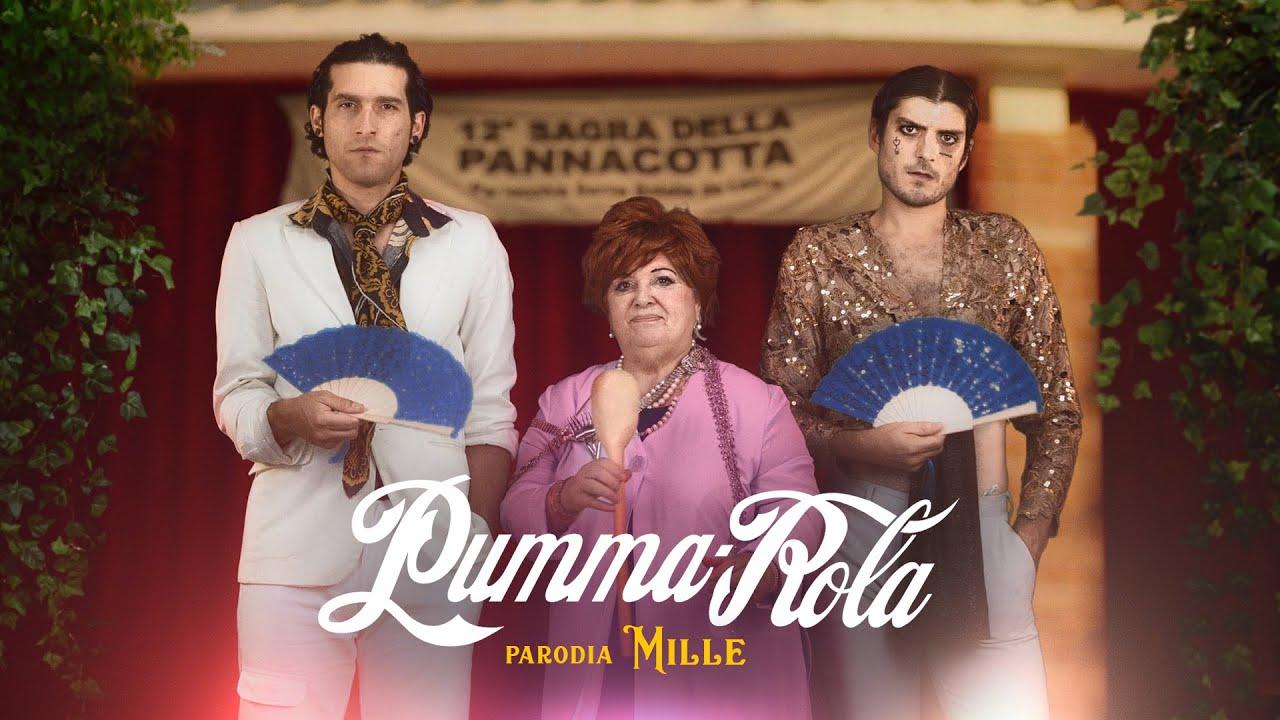 Le Coliche - PUMMAROLA (Parodia MILLE)