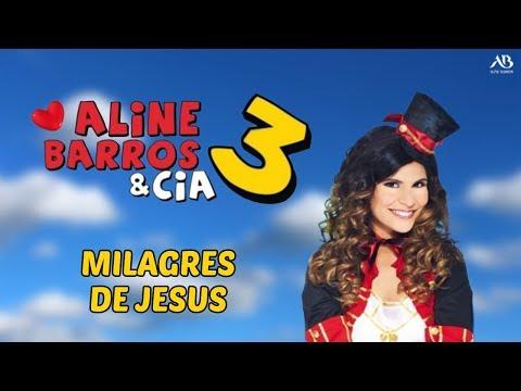 Milagres De Jesus Aline Barros E Cia Letras Mus Br
