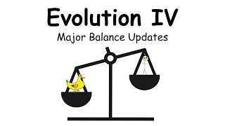 Casually Explained: Evolution IV - Major Balance Updates (Parody)
