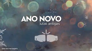 Lutando Contra o Desânimo - João 16. 25-33 I Rev. Luís Roberto Navarro Avellar