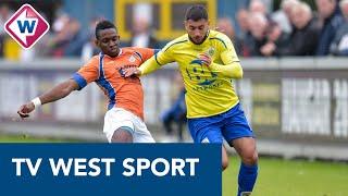 TV West Sport Amateurvoetbal | Speelronde 8 | 13-10-2019 - OMROEP WEST SPORT