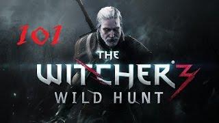 The Witcher 3: Wild Hunt #101 Сквозь Время и Пространство