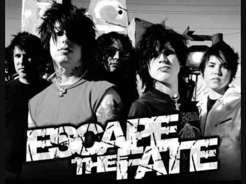 Escape the fate - We won't back down