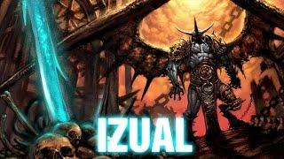 boss battle izual diablo 3 reaper of souls