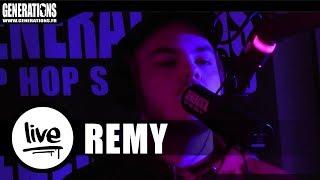 """Rémy - Live """"Bandits"""" (Live des studios de Generations)"""