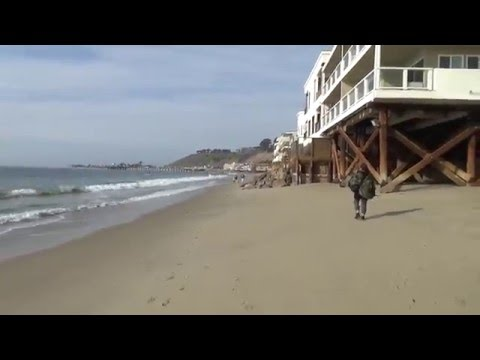 Malibu Beach access, Venice Canals and more SoCal trip Jan 2016