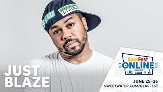 Just Blaze: Producing Hip-Hop
