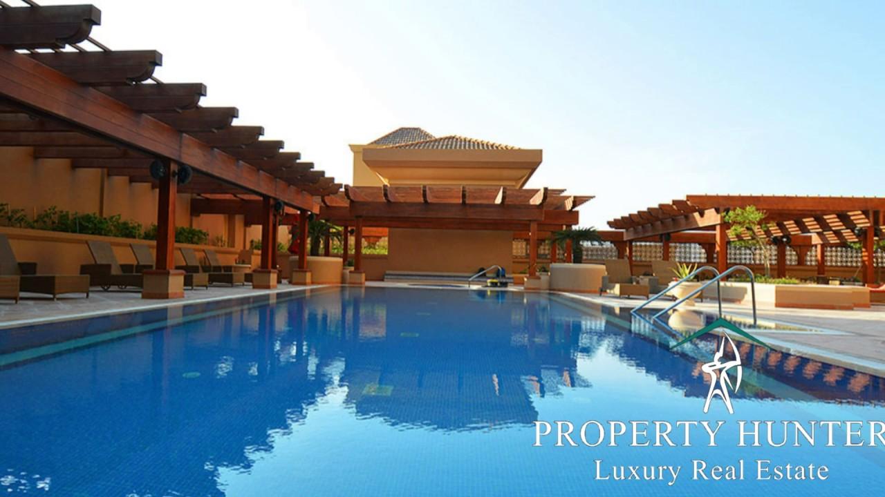 Studio Apartment for Rent at The Pearl Qatar/Porto Arabia ...