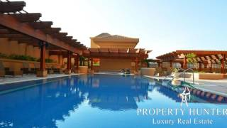 studio apartment for rent at the pearl qatar porto arabia doha ref 5973 by property hunter