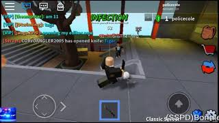 Roblox | Hacker auf [MAP] Assassin