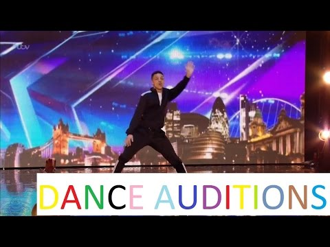 Britain's Got Talent || Amazing Dance Auditions (Update 2016)