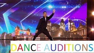 Britain's Got Talent || Amazing Dance Auditions (Update 2016)