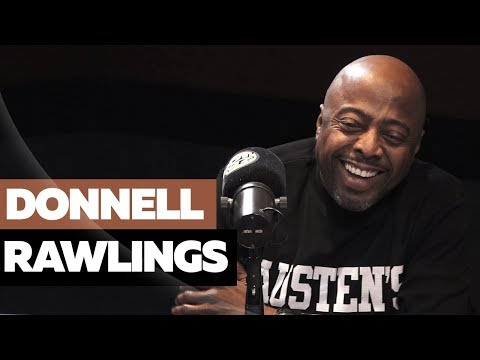 Donnell Rawlings On Ebro Firing Him From Hot 97, Smackfest & Joe Budden