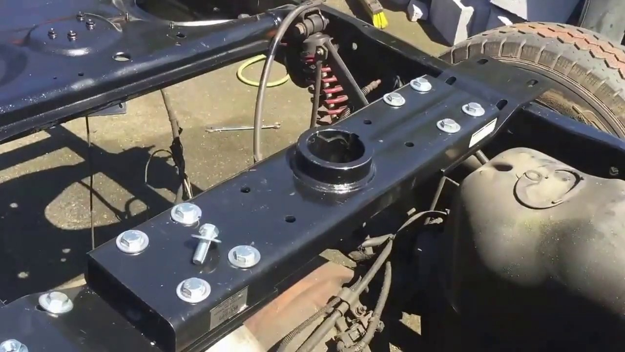 Blue Ox Diamond Review And Installation Must See Before You Buy Goose Neck Hitch