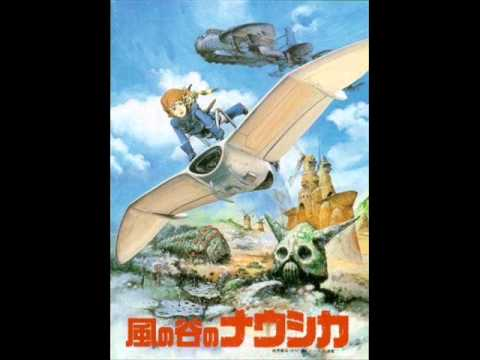 Nausicaä of the Valley of the Wind Soundtrack 2