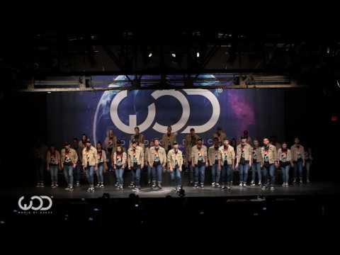 Soreal  | 1st Place - Upper Division | World of Dance Houston 2016 | #WODHTOWN16