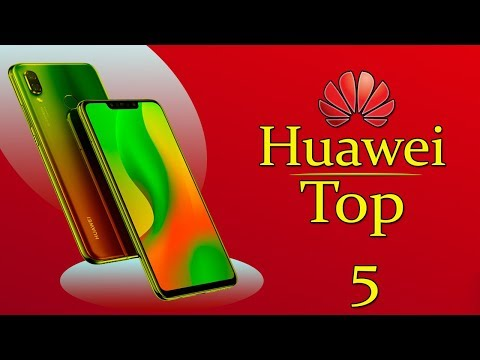 Huawei Latest Top 5 Mobiles Best Flagship Smartphones 2018 and 2019 ! india